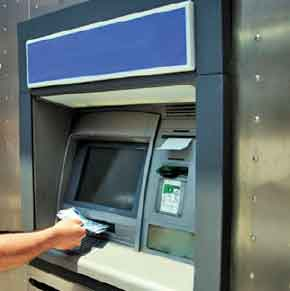 Secure smoke for ATMs